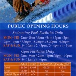 Kingfisher Ballinasloe Schedule Opening Hours Gym And Swimming Pool